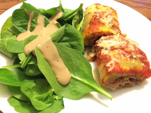 Recipe: Primal Cannelloni AlForno