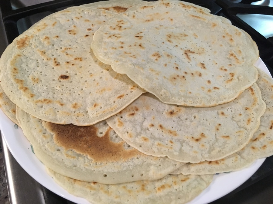 Achievement Unlocked: Paleo Tortillas